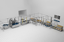 ABB Packaging Line
