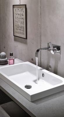 De ideale balans: de nieuwe waskom 'Stream'