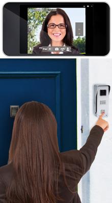 Elec Idc 25 Wifi Deurbel Met Camera En Handige App Technische Unie