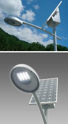 Disano Monza Photovoltaic: wel licht, geen kabel
