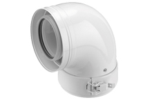 Concentrisch rookgasafvoersysteem: veilig en compact