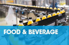 Food & Beverage brochure