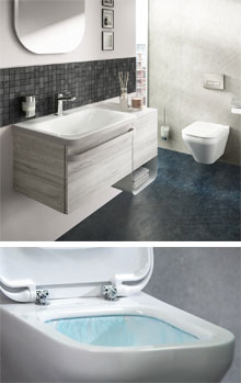 De AquaBlade® van Ideal Standard op EXPO 2015