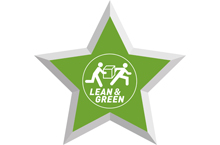 Lean-and-green-star