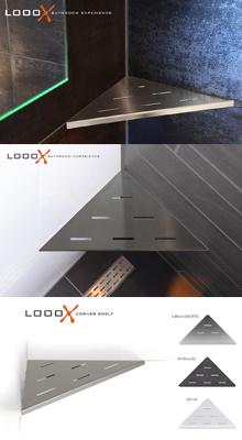 Looox-cornershelf