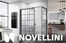 Novellini Back en White collectie