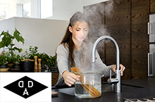 Quooker Flex wint Dutch Design Award