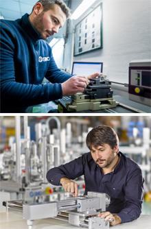 SMC, wereldwijd toonaangevend in industriële automatisering