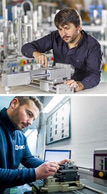 SMC: Energie-efficiënte oplossingen met pneumatiek