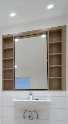 TRILUX ScenaticPoint 901/902 LED ook in badkamer