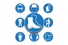 Alles voor uw veiligheid: voetbescherming